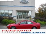 2011 Red Candy Metallic Ford Fusion SEL #38076114