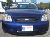 2007 Laser Blue Metallic Chevrolet Cobalt LS Sedan #38076862