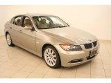 2007 Platinum Bronze Metallic BMW 3 Series 335xi Sedan #38076888