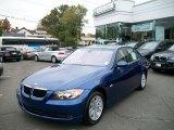 2007 Montego Blue Metallic BMW 3 Series 328xi Sedan #38076130