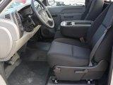 2011 Chevrolet Silverado 1500 LS Regular Cab Dark Titanium Interior