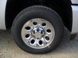2011 Chevrolet Silverado 1500 LS Regular Cab Wheel