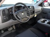 2011 Chevrolet Silverado 1500 LS Regular Cab Dashboard