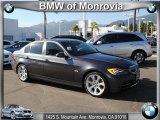 2007 Space Gray Metallic BMW 3 Series 335i Sedan #38076485
