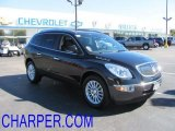 2010 Carbon Black Metallic Buick Enclave CXL AWD #38077407