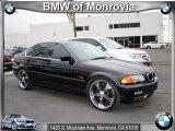 2001 Jet Black BMW 3 Series 330i Sedan #38076496
