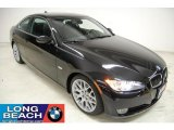 2008 Black Sapphire Metallic BMW 3 Series 328i Coupe #38076520
