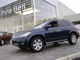 2007 Midnight Blue Pearl Nissan Murano SL AWD #38077084