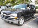 2004 Dark Gray Metallic Chevrolet Tahoe LS #38077123