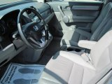 2009 Honda CR-V EX-L 4WD Gray Interior