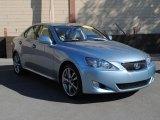 2008 Breakwater Blue Metallic Lexus IS 250 #38170173