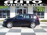 2010 Crystal Black Pearl Honda CR-V EX #38169904