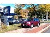 2009 Tango Red Pearl Honda CR-V EX 4WD #38169934