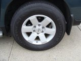 Nissan Armada 2005 Wheels and Tires