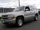 2005 Silver Birch Metallic Chevrolet Tahoe LT 4x4 #38169664