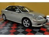 2004 Pebble Ash Metallic Mazda MAZDA6 s Sport Sedan #38169955
