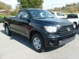 2007 Black Toyota Tundra Regular Cab 4x4 #38170275