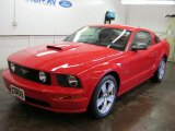 2007 Torch Red Ford Mustang GT Premium Coupe #38170300