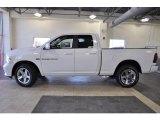 2011 Bright White Dodge Ram 1500 Sport Quad Cab 4x4 #38169738