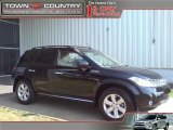 2007 Super Black Nissan Murano SL AWD #38169998