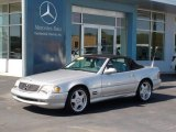2001 Mercedes-Benz SL 500 Roadster