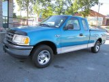 Ford F150 1998 Data, Info and Specs