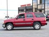 2005 Sport Red Metallic Chevrolet Tahoe LS 4x4 #38170022