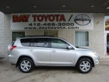 2011 Classic Silver Metallic Toyota RAV4 Limited 4WD #38169500