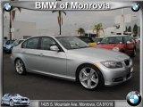 2009 Titanium Silver Metallic BMW 3 Series 335i Sedan #38169757