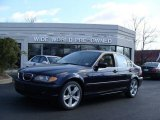 2004 Orient Blue Metallic BMW 3 Series 330xi Sedan #3809514