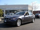 2007 Sparkling Graphite Metallic BMW 3 Series 328xi Sedan #3809515