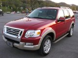 2010 Ford Explorer Eddie Bauer 4x4 Data, Info and Specs