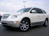 2009 White Diamond Tricoat Buick Enclave CXL #3808351