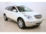 2008 White Diamond Tri Coat Buick Enclave CXL AWD #38170062