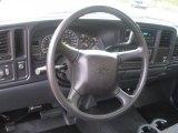 2002 Chevrolet Silverado 1500 Work Truck Regular Cab Steering Wheel