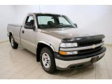 1999 Light Pewter Metallic Chevrolet Silverado 1500 Regular Cab #38170093