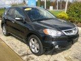 2008 Nighthawk Black Pearl Acura RDX Technology #38170096