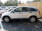 2009 Alabaster Silver Metallic Honda CR-V EX 4WD #38170157