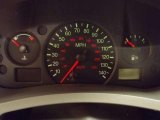 2005 Ford Focus ZXW SE Wagon Gauges