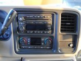 2004 Chevrolet Tahoe LT Controls