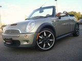 2007 Mini Cooper S Convertible Sidewalk Edition