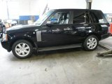 2007 Java Black Pearl Land Rover Range Rover HSE #38229857