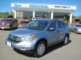 2011 Glacier Blue Metallic Honda CR-V SE #38230037