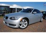 2008 Titanium Silver Metallic BMW 3 Series 328i Coupe #38230084