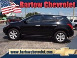 2007 Super Black Nissan Murano S #38229698