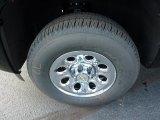 2011 Chevrolet Silverado 1500 LS Extended Cab 4x4 Wheel