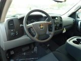 2011 Chevrolet Silverado 1500 LS Extended Cab 4x4 Dashboard