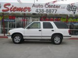 1997 Chevrolet Blazer LS 4x4 Data, Info and Specs