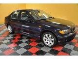 2003 Orient Blue Metallic BMW 3 Series 325xi Sedan #38230101
