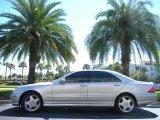 2001 Mercedes-Benz S 500 Sedan